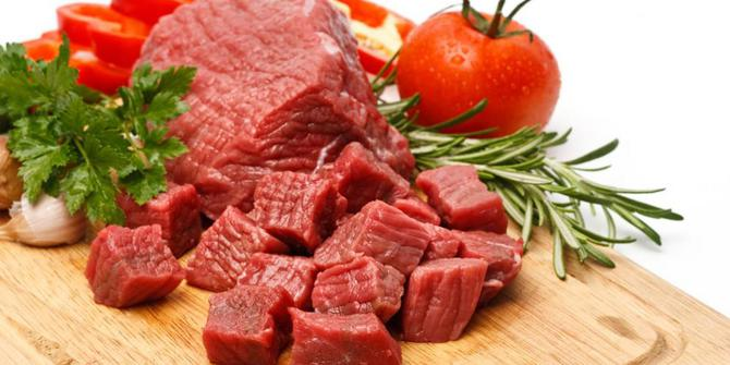 cook goat meat