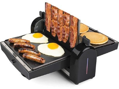 electric bacon cooker