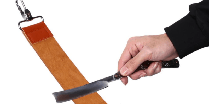 leather knife strop