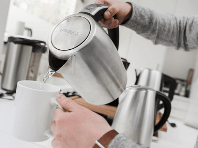 small electric kettle