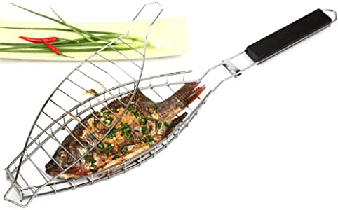 Fish Grilling Baskets