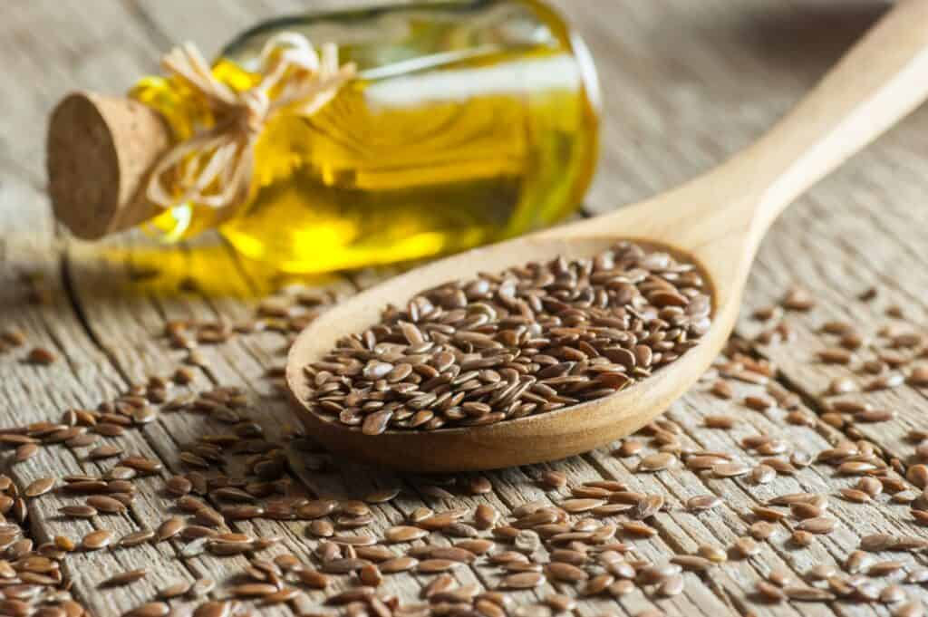 Flaxseed Oil for Seasoning Cast Iron