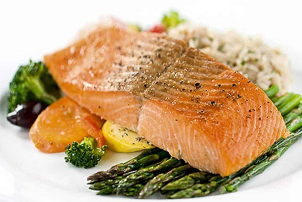 sidedishes for salmon