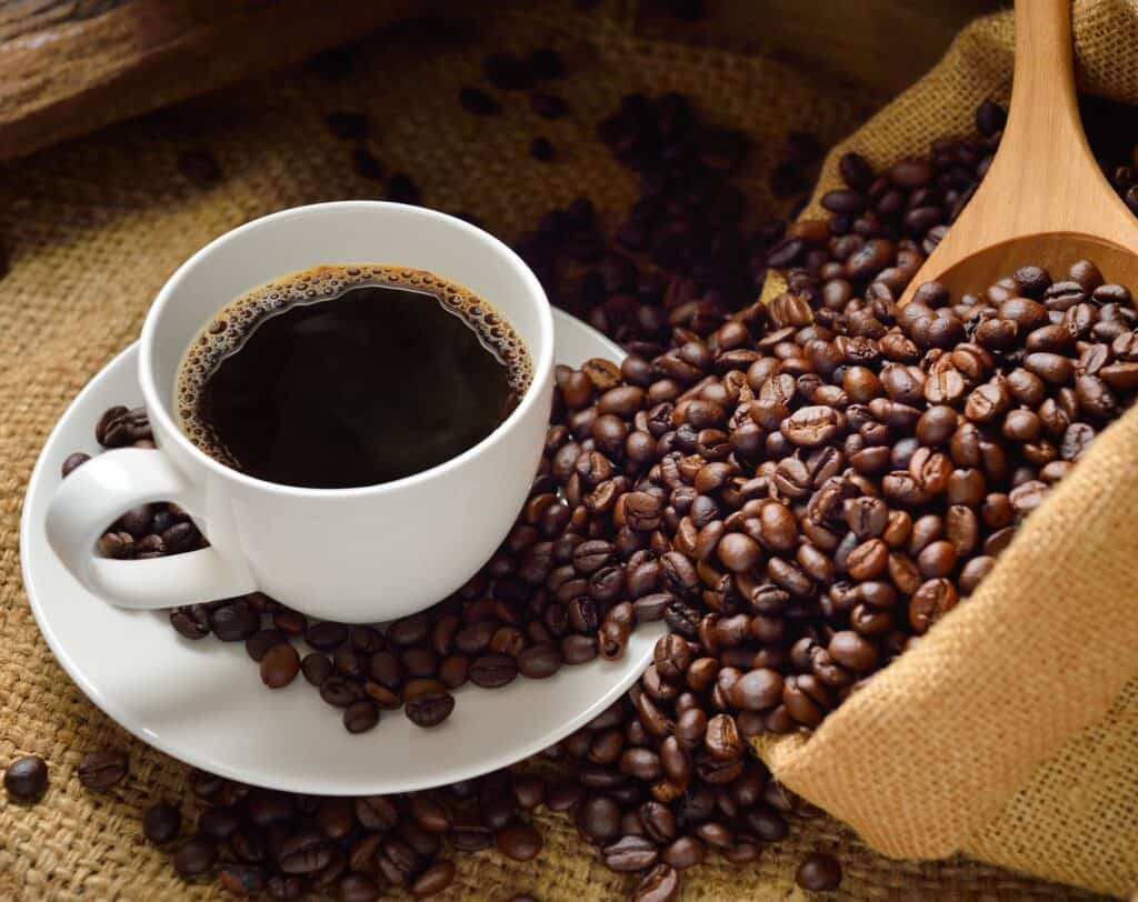 how to store coffee beans