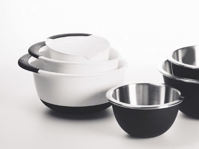 Mixing Bowls for bread