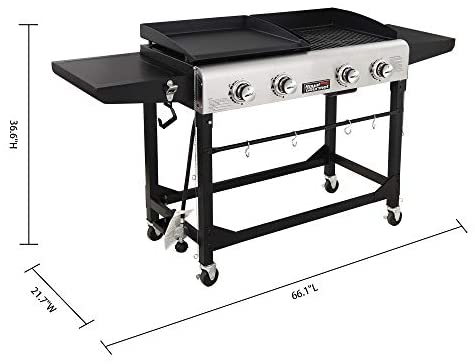 Outdoor Griddle
